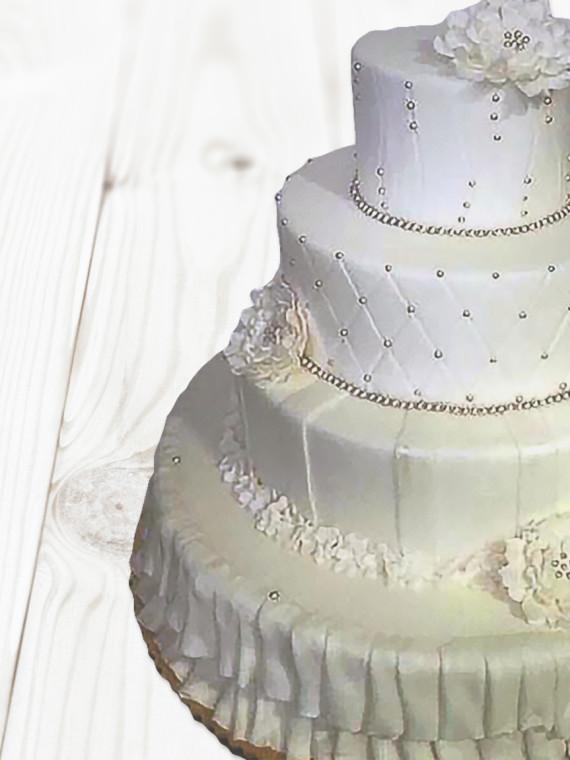 Torta-Matrimonio-Tamburo-Bianca