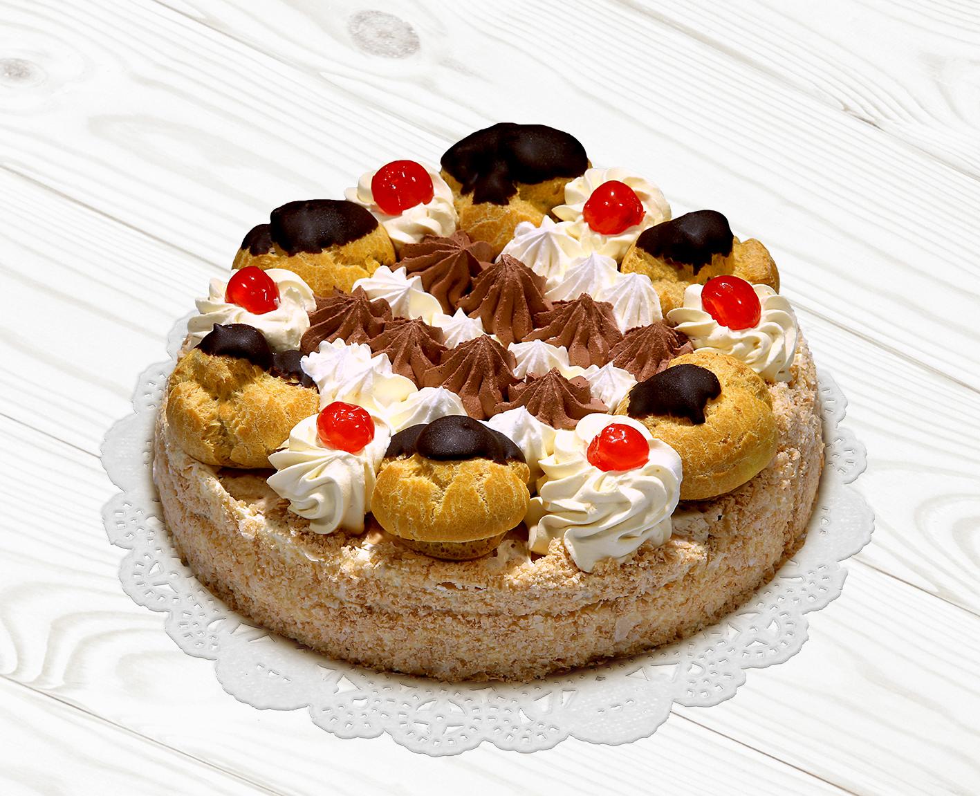 Torta-Saint-Honore