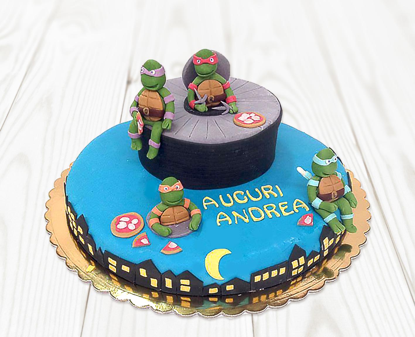 cake-design-TARTARUGHE-NINJA
