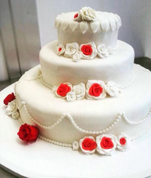 torta-matrimonio-modenese-tamburo-rose
